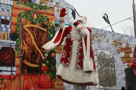 Quien es Ded Moroz en Rusia