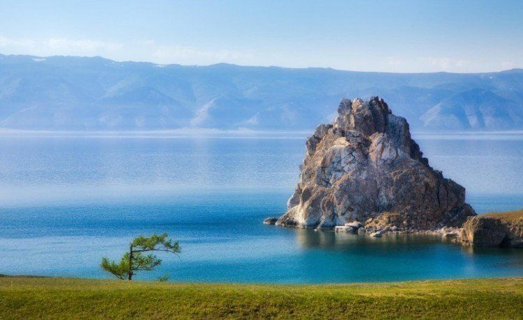 Visitar el lago Baikal