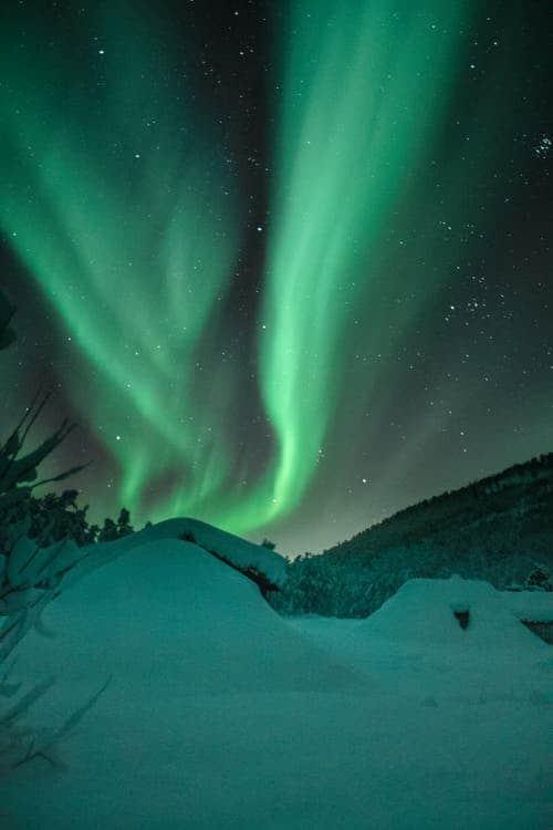 Ver en Rusia la Aurora Boreal