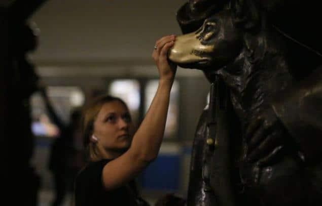 Que otras cosas ver en Moscú; Cuales son las estatuas de perros en Moscú; Que estatuas ver en Moscú