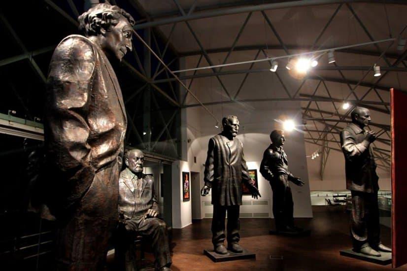 Hacer un tour sobre Arte contemporáneo en Moscú
