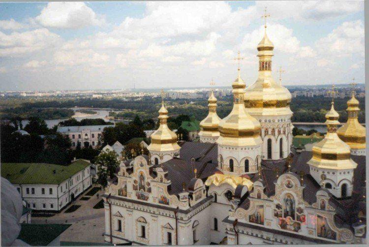 Lugares que visitar en Kiev