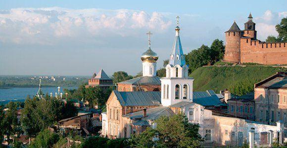 Hacer un recorrido por Nizhni Nóvgorod; Que ver en Nizhni Nóvgorod; Viajar por la ruta del Transiberiano