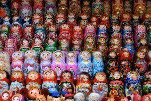 Mercado de Izamilovo