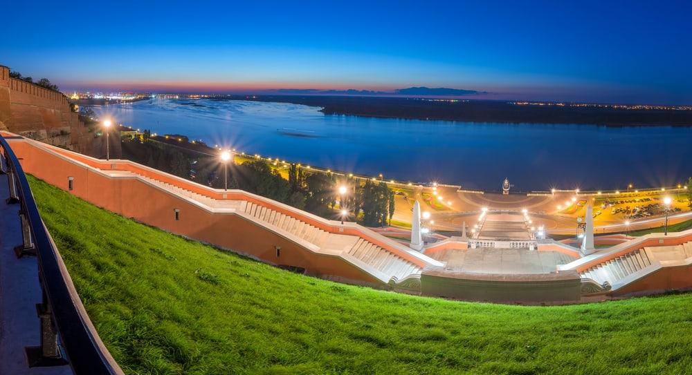 Que ver en Nizhni Nóvgorod
