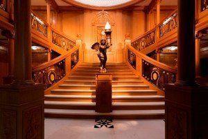 Que ver en el Centro comercial AFIMOLL de Moscú; Como llegar a la Exposición del Titanic en Moscú; Visitar los Centros comerciales en Moscú