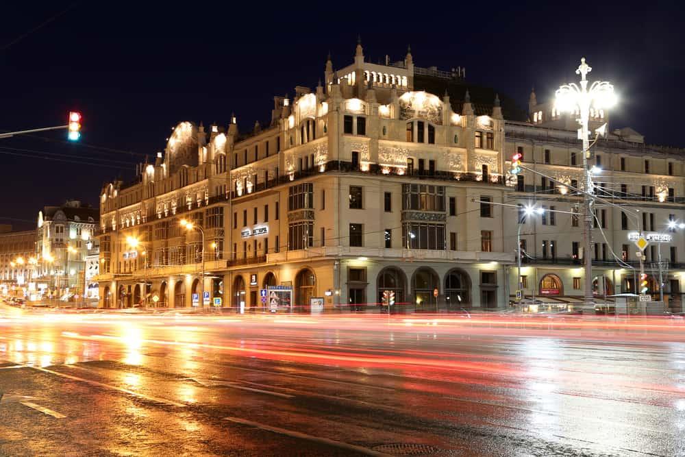 Hotel Metropol Moscú