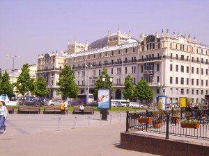 Hotel Metropol Moscu