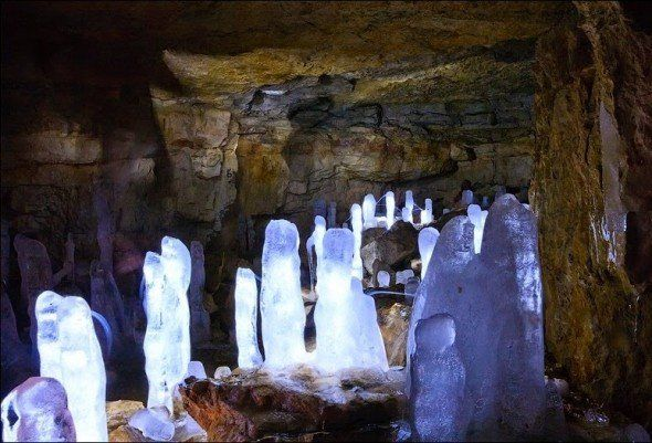 Como llegar a la cueva de hielo de Kungur; Que ver en la cueva de hielo de Kungur; Visitar la cueva de hielo de Kungur