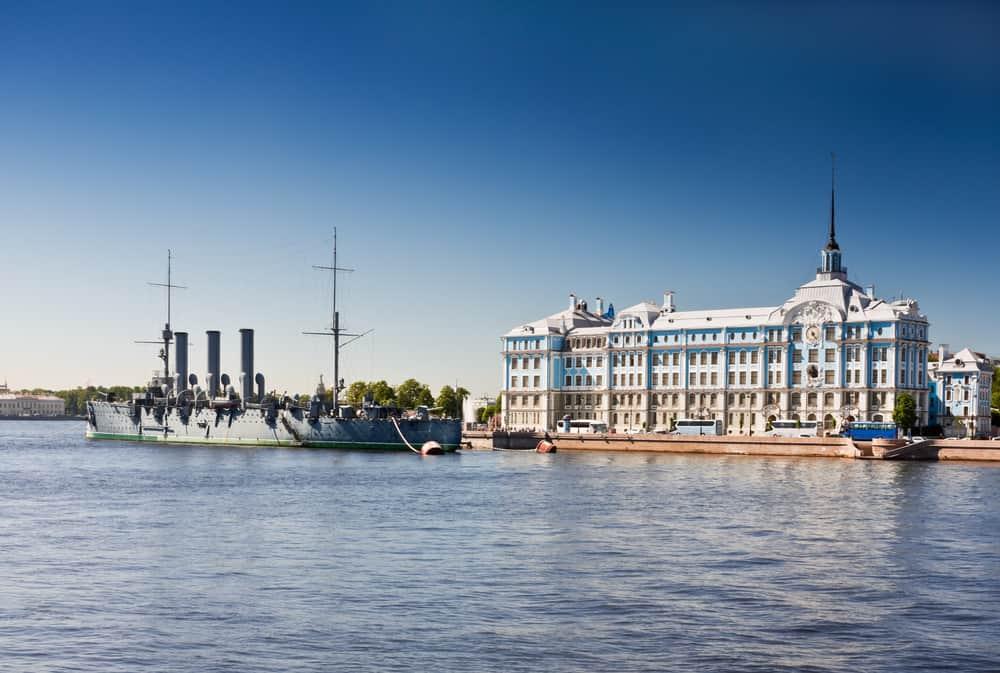 Museo de Artillería en San Petersburgo