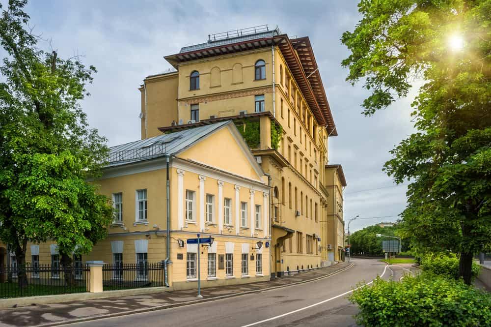 visitar el Museo de Nikolái Gogol en Moscú