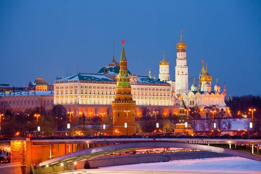 Viajar hacia Rusia, Krelim