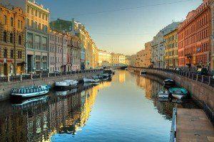 canal san petersburgo