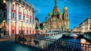 Crucero San Petersburgo