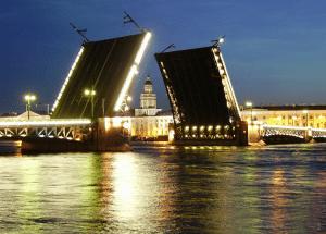 El espectáculo de los puentes levadizos