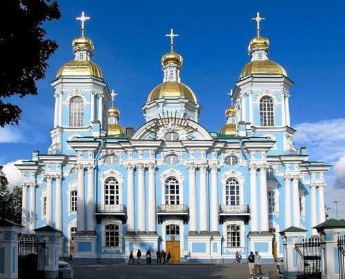 Tour en la Catedral de San Nicolas Petersburgo; Visitar la Catedral de San Nicolas en San Petersburgo; Visitar la Catedral de San Nicolas en San Petersburgo
