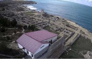 Crimea en directo; Hoteles; Clima cálido