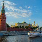 Crucero por el rio Moscú