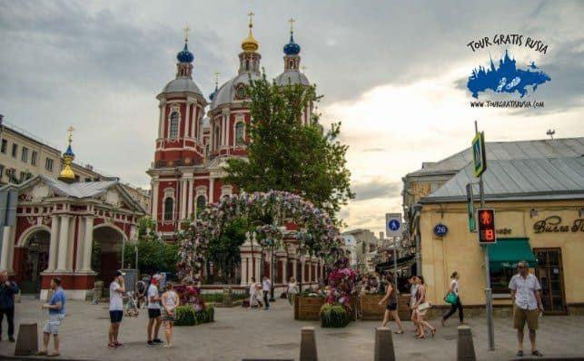 Zamoskvorechye - Pyatnitskaya, Bolshaya Ordynka