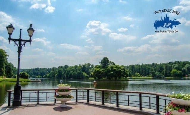 Tsaritsyno (el parque y la mansión)