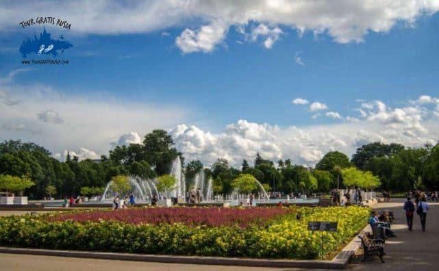 Parque Gorky