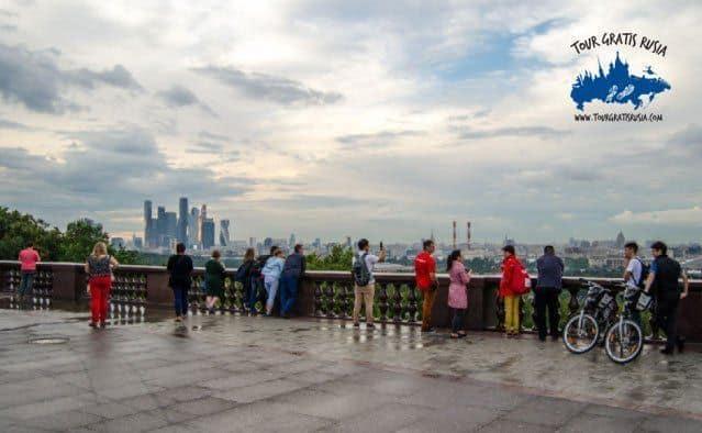 mirador de la ciudad