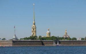 Visita panorámica de San Petersburgo; Excursión panorámica en el centro histórico de San Petersburgo; Tour panorámico en San Petersburgo