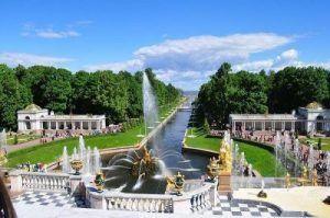 Tour palacios en San Petersburgo; Conociendo los Palacios de San Petersburgo; Excursión en los Palacios de San Petersburgo