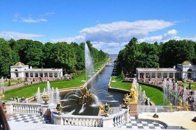 Tour palacios en San Petersburgo