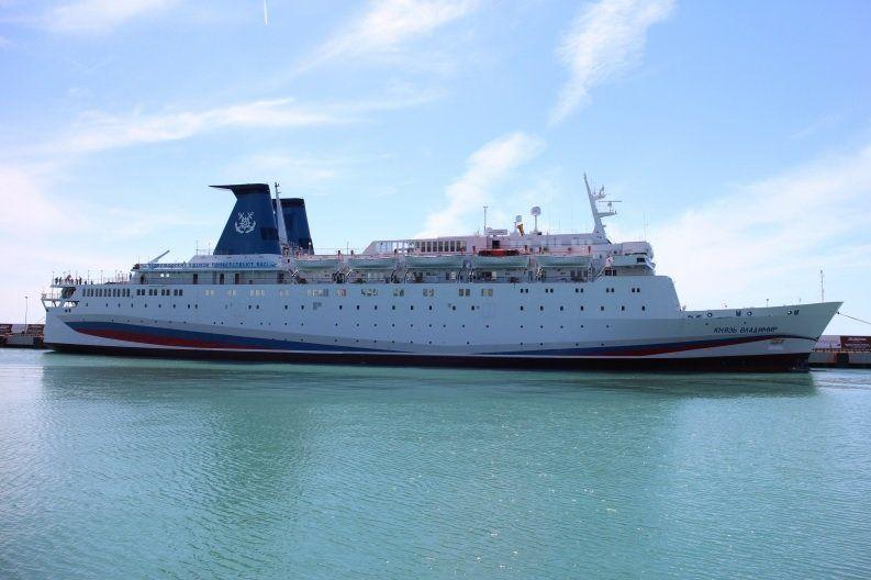 Crucero Moscú hacia San Petersburgo