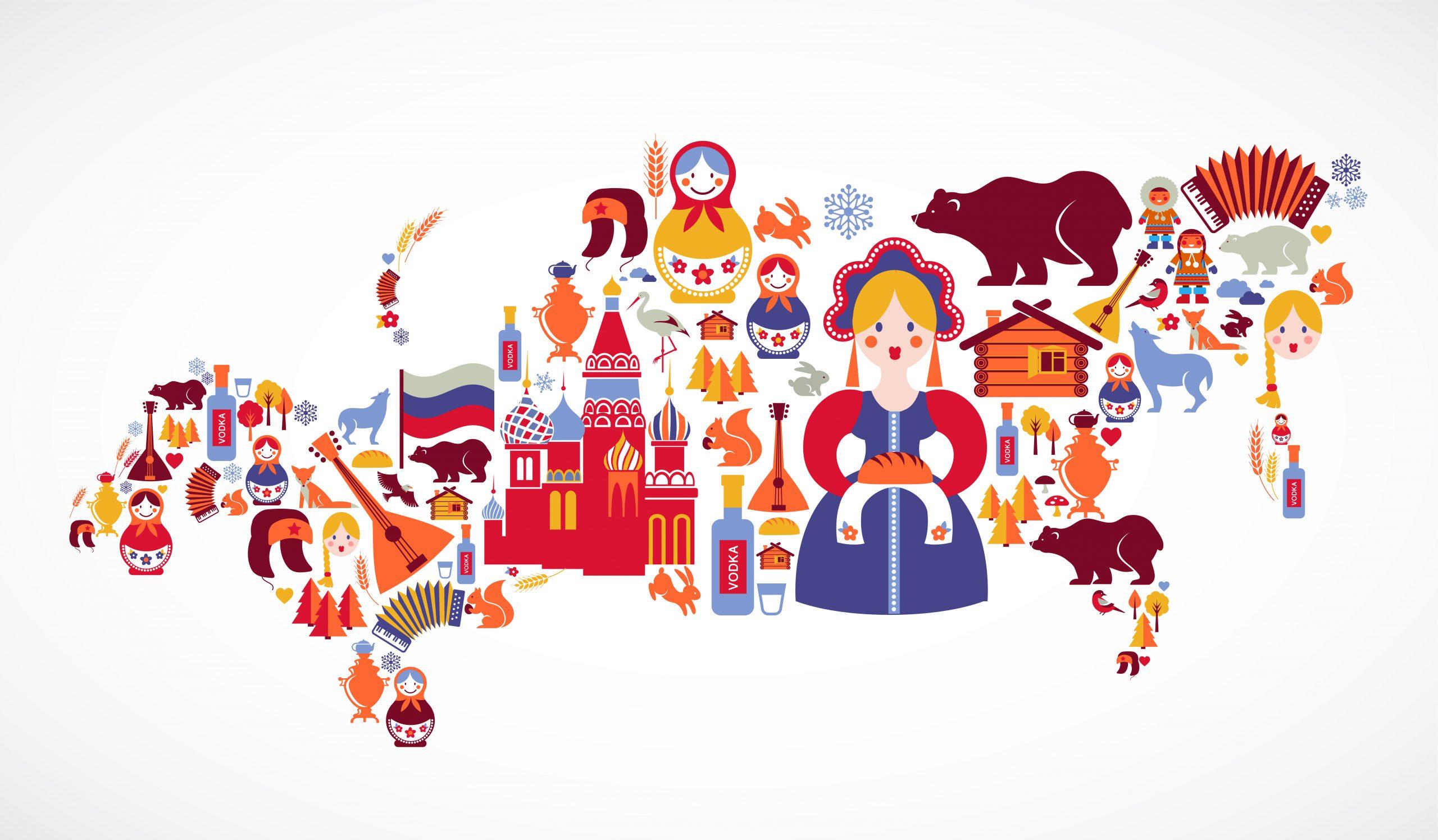 fiestas tradicionales rusas