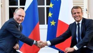 Rusia en las relaciones internacionales