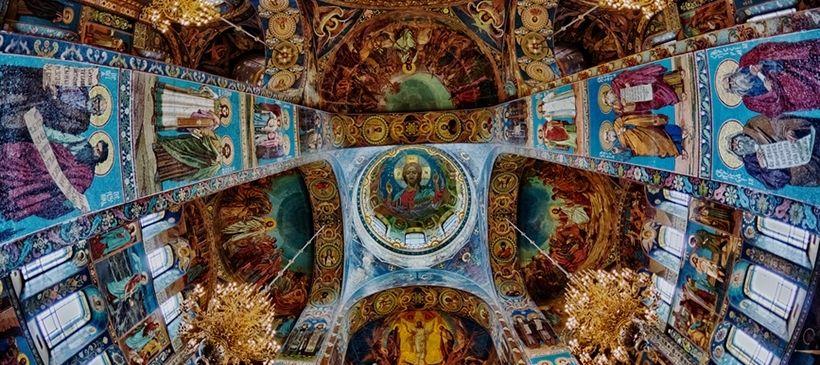 Los mejores museos de San Petersburgo - Salvador sobre la sangre