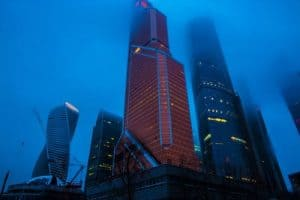 clima en Moscú