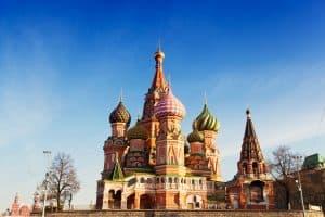 La religión en la cultura de Rusia