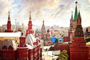 Kremlin breve historia de Moscú