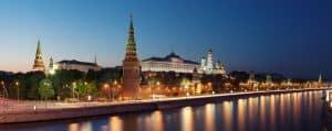 Historia rusa de Moscú