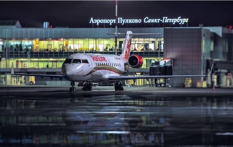 Aeropuerto internacional Pulkovo