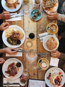 restaurantes y cafeterías en Moscú