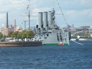 historia de san petersburgo - Rusia