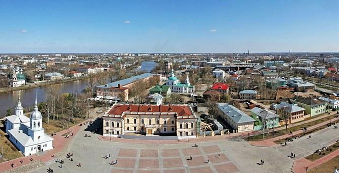 Vologda en Rusia