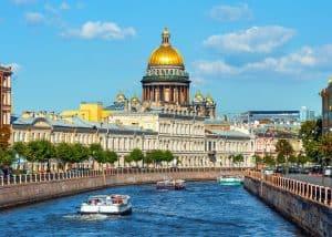 destino turístico Rusia