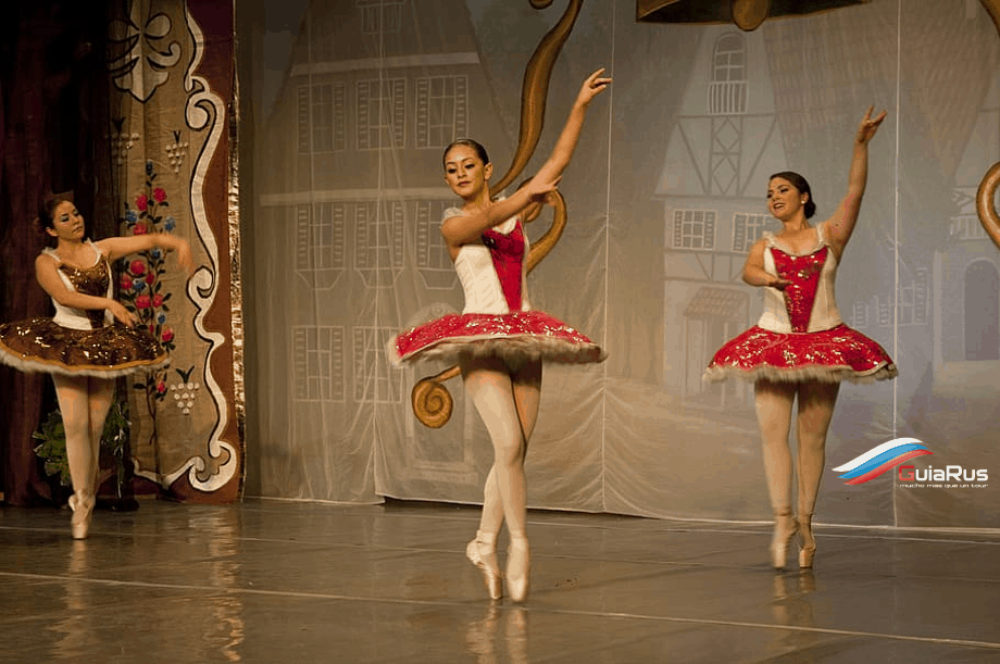 Ballet clasico ruso