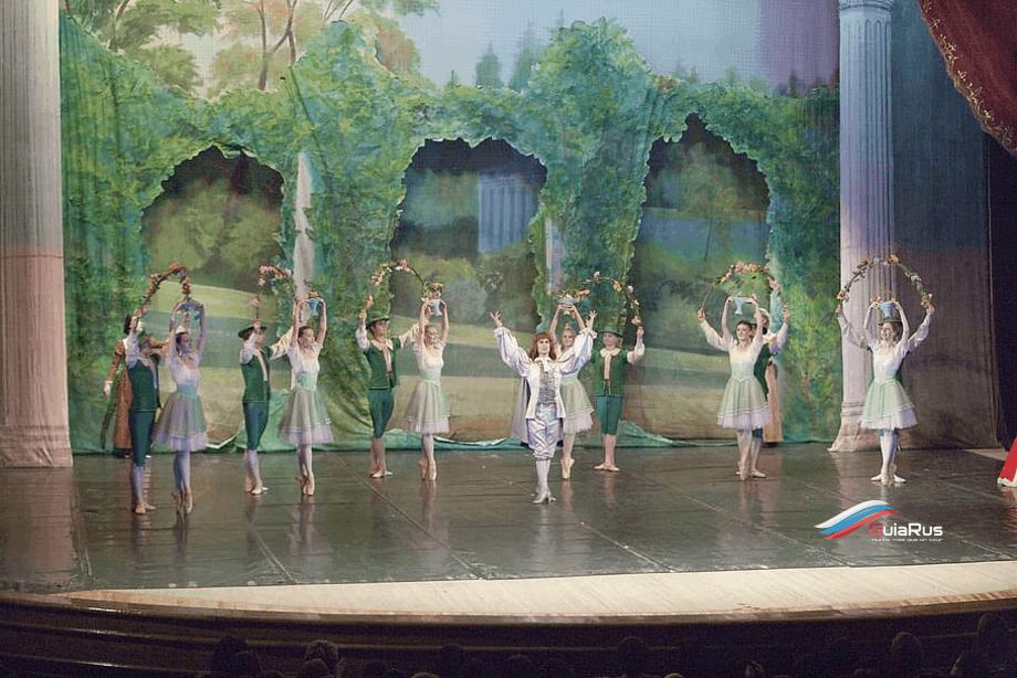 show en bolshoi moscu