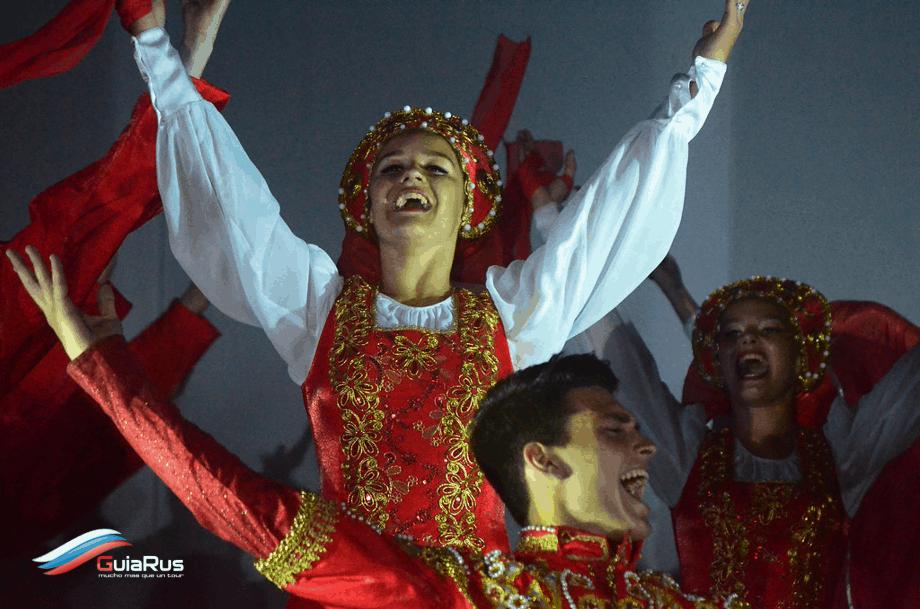 show folklorico ruso